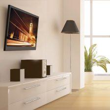 Držiak na stenu pre LCD malé obrazovky