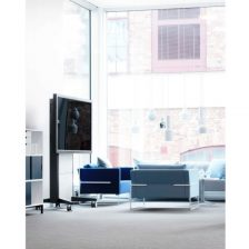 Elegantný a flexibilný držiak pre veľkoformátové obrazovky