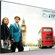 LCD Video obrazovka Philips BDL5588XL