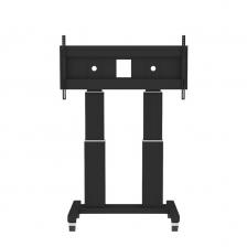 Nastaviteľným podlahový stojan na kolieskách 001