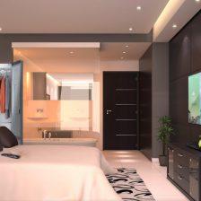 Profesionálna hotelová televízia Philips