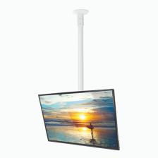 """Univerzálny stropný držiak obrazovky do veľkosti 65"""""""