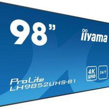 """Iiyama 98"""" LH9852UHS"""