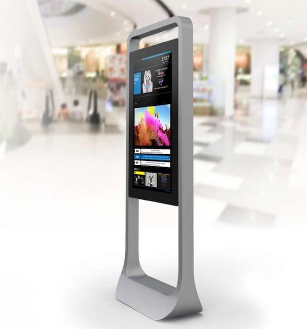Informačný kiosk MYRA