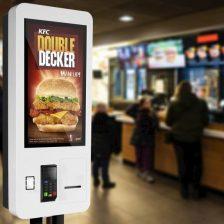 Samoobslužný dotykový kiosk 22inch