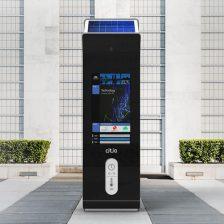 Vonkajší informačný kiosk CITIO