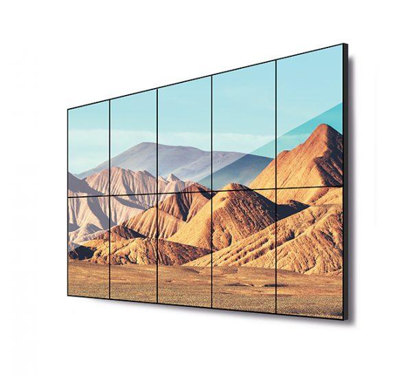 Nástenný držiak LCD Video stena BT8340 02